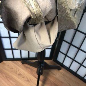 Cache Dresses - GUC Cache gold halter dress